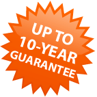 Up to 10-Year guarantee